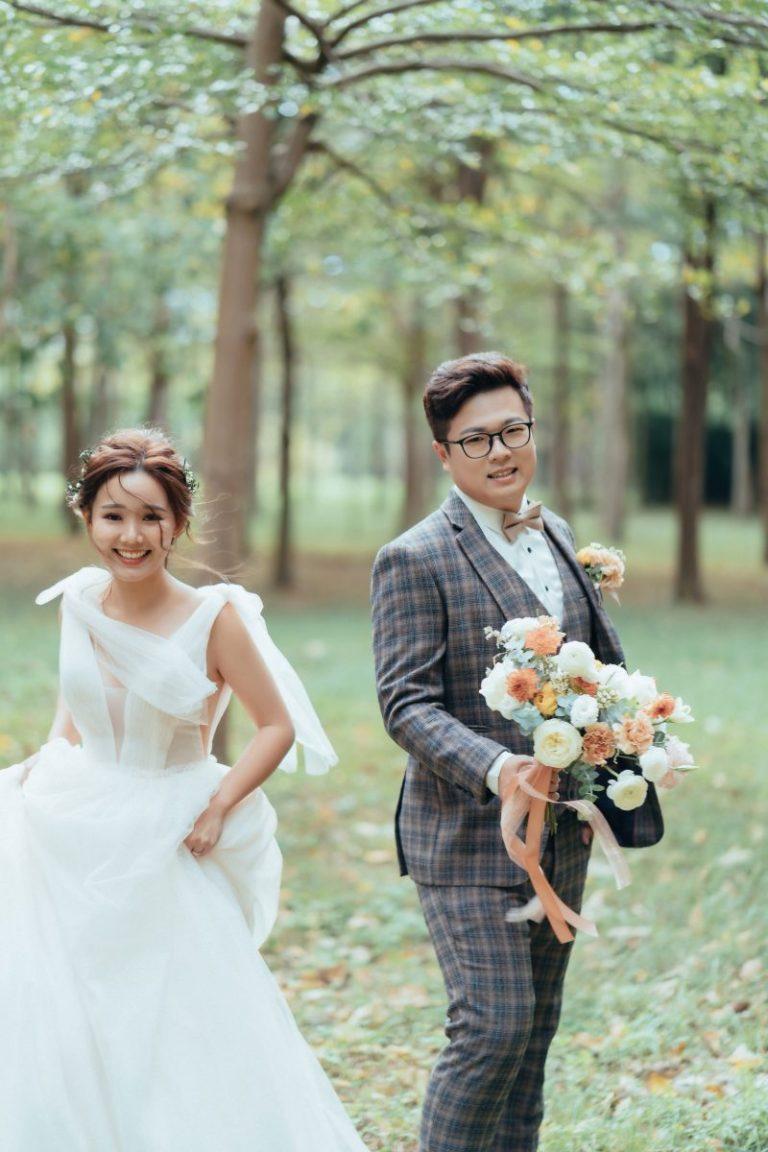 台北,婚紗攝影,主題風格婚紗,清新,自然