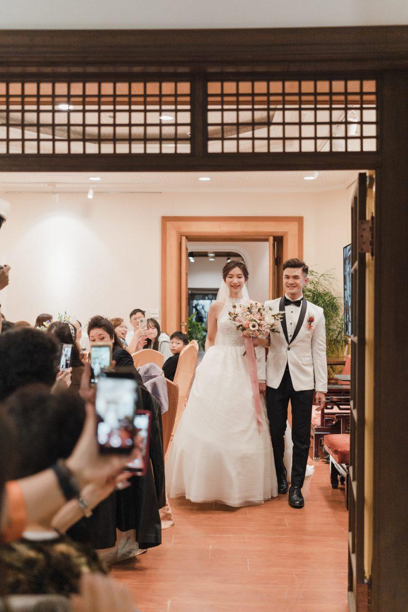 台北,婚禮攝影,婚禮紀錄,孫立人將軍官邸