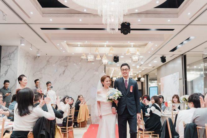 [ 台北 婚禮攝影 ] D&Y 婚禮紀錄 @ 彭園壹品宴